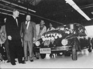 23. mai 1992 ble nr. 21.000.000 fremstilt – ved samme fabrikk. 1,7 millioner eksemplarer er blitt produsert ved denne fabrikken, og i årenes løp er også noen tusen av disse eksportert «tilbake» til Tyskland.