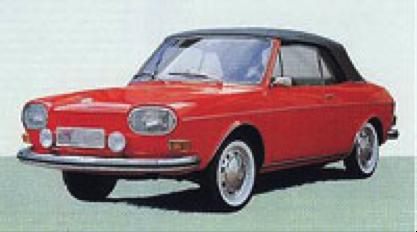 411 Karmann Cabriolet