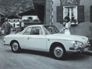 VW Karmann Ghia Type 3 fra 1962