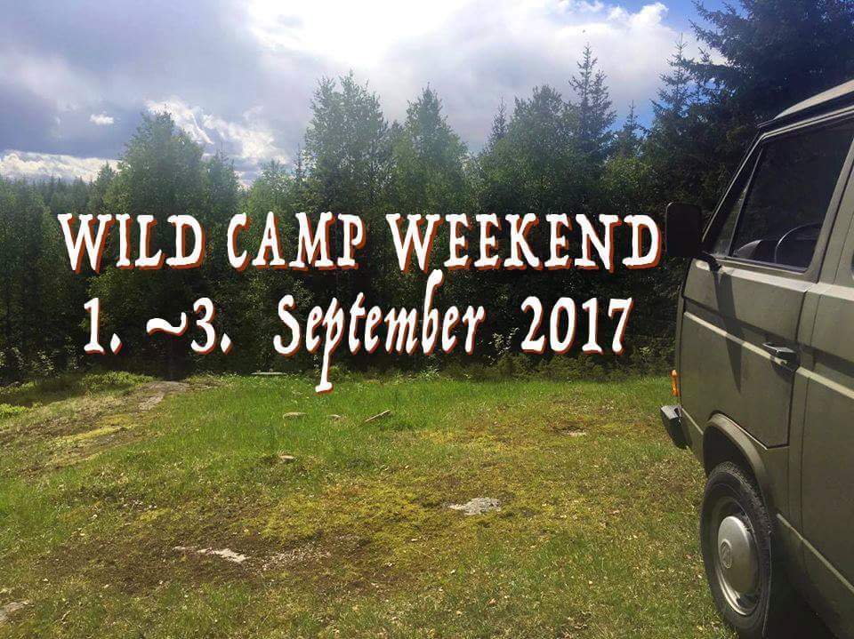 Wild Camp Weekend @ Nord-Fløyta 2092 Eidsvoll | Akershus | Norge