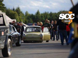 Scandinavian Cal-look & Classic 2018 @ Gardermoen Raceway | Jessheim | Norway