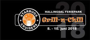 StarBugs Grill-n-Chill 2018 @ Hallingdal Feriepark | Ål | Norway