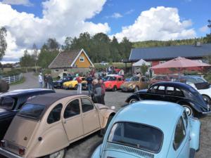 Motorhistorisk treff på Kirkerud gård 2020 @ Kirkerud Gård, Gamleveien 712, 1487 Hakadal | Akershus | Norge
