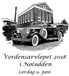 Verdensarvløpet @ Kongsbergveien 19, 3681 Notodden | Telemark | Norge
