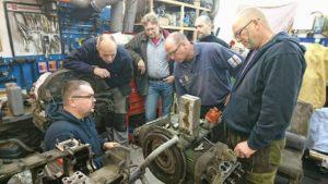 Type 4 motorkurs @ Kilen Motor AS | Buskerud | Norge