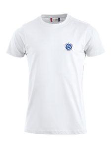 VVW T-skjorte herre, Hvit