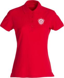 VVW Polo T-skjorte, dame