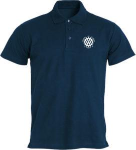 VVW Polo T-skjorte, herre