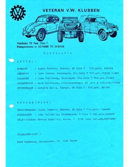 1979 Folkevogn Tidende 1