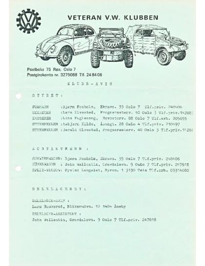 1980 Folkevogn Tidende 1