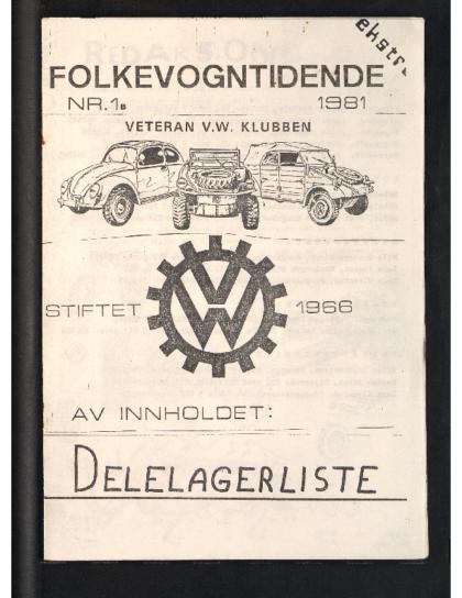 1981 Folkevogn Tidende 1b