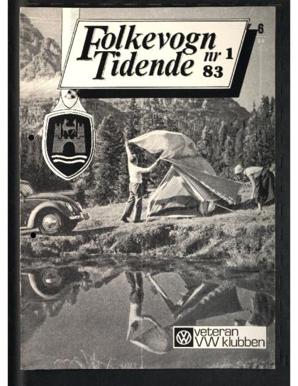 1983 Folkevogn Tidende 1