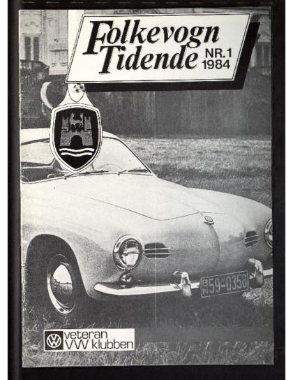 1984 Folkevogn Tidende 1