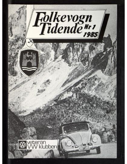1985 Folkevogn Tidende 1
