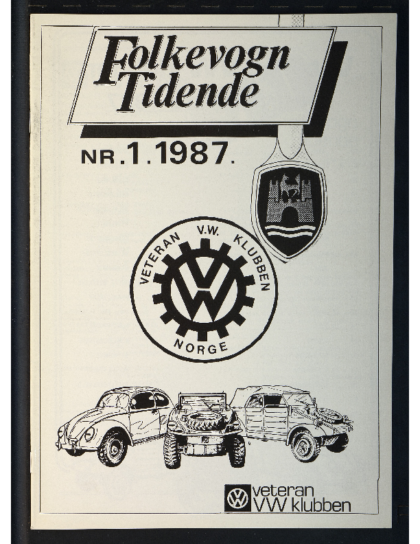 1987 Folkevogn Tdende 1