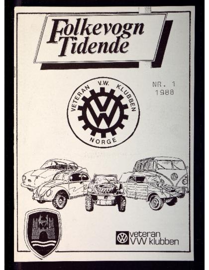 1988 Folkevogn Tidende 1