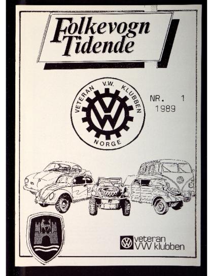 1989 Folkevogn Tidende 1