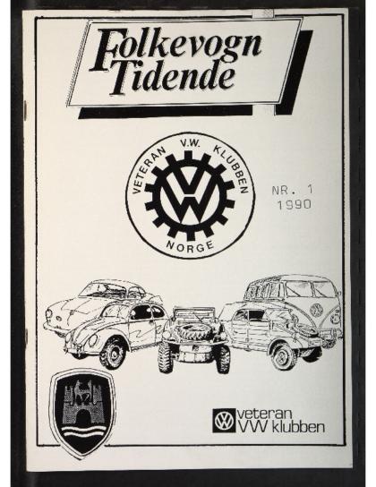 1990 Folkevogn Tidende 1