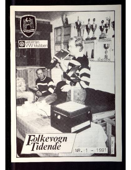 1991 Folkevogn Tidende 1