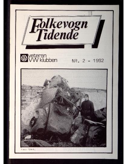1992 Folkevogn Tidende 2