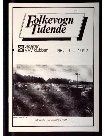 1992 Folkevogn Tidende 3