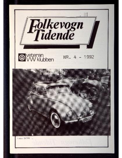 1992 Folkevogn Tidende 4