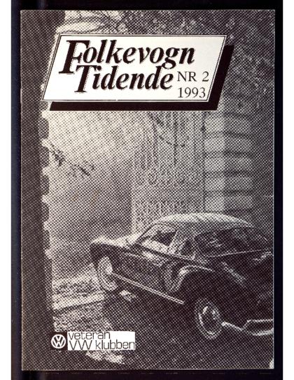 1993 Folkevogn Tidende 2