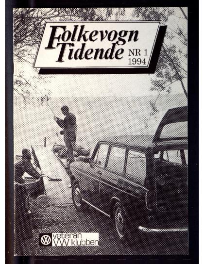 1994 Folkevogn Tidende 1
