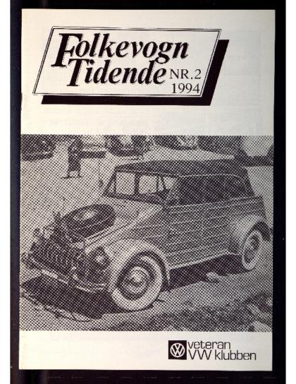 1994 Folkevogn Tidende 2