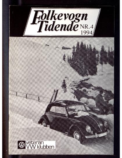 1994 Folkevogn Tidende 4