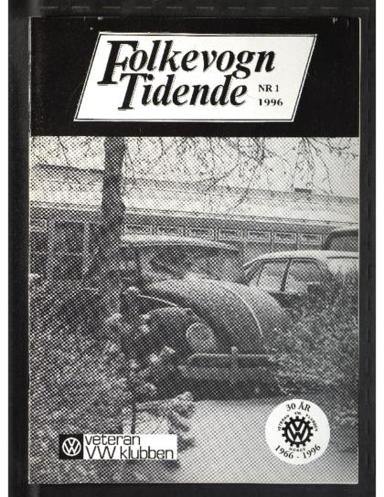 1996 Folkevogn Tidende 1
