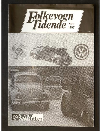 1997 Folkevogn Tidende 1