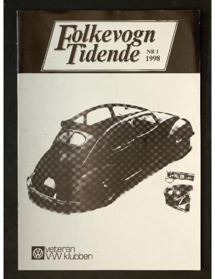 1998 Folkevogn Tidende 1