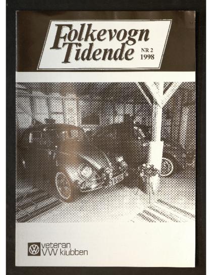 1998 Folkevogn Tidende 2