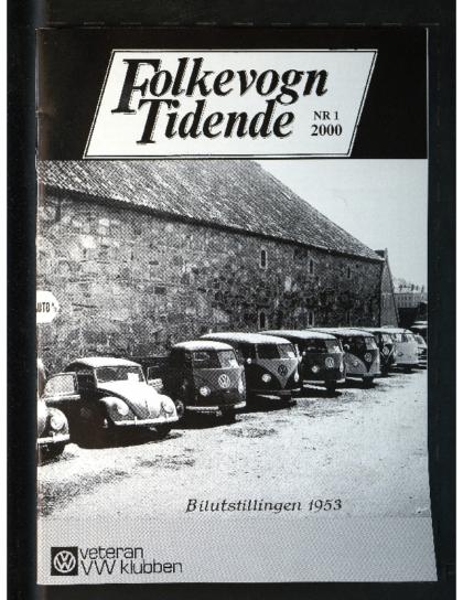 2000 Folkevogn Tidende 1