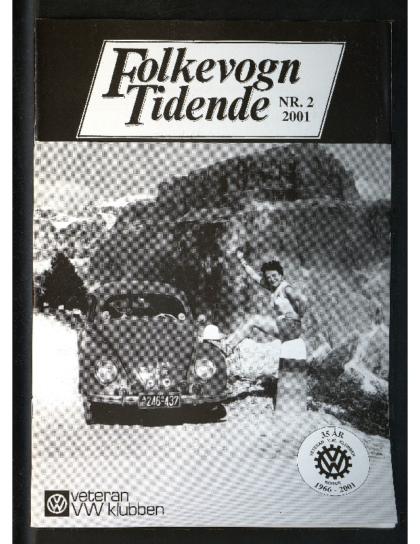 2001 Folkevogn Tidende 2