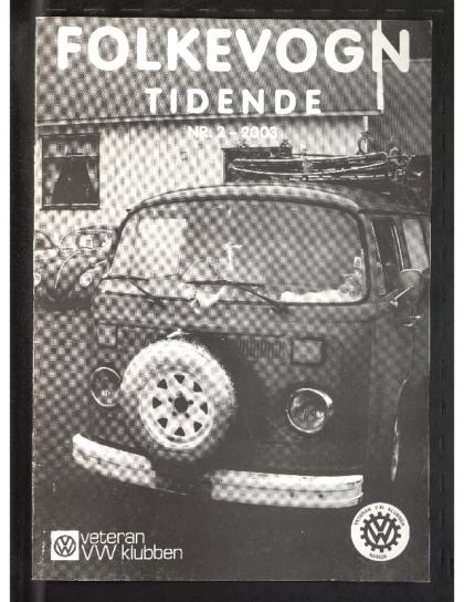 2003 Folkevogn Tidende 2