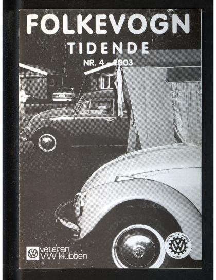2003 Folkevogn Tidende 4