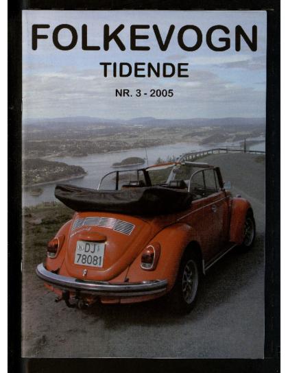 2005 Folkevogn Tidende 3
