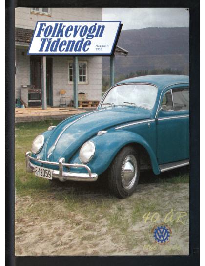 2006 Folkevogn Tidende 1