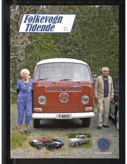 2014 Folkevogn Tidende 1