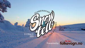 SCC - Snow & tell 2019 @ Pellestova Hotell Hafjell | Norge